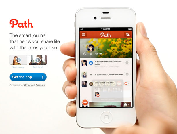 Social will continue to heat up in 2012, and Cook sees more start-ups like Path taking over from giants like Facebook