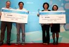 狼来啦夏日版荣获2013创新中国BizSpark云服务一等奖,K歌达人荣获客户端应用一等奖。