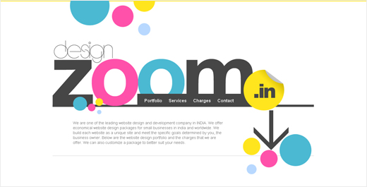 """如何通過""""留白""""讓網站設計更具國際范?,互聯網的一些事"""