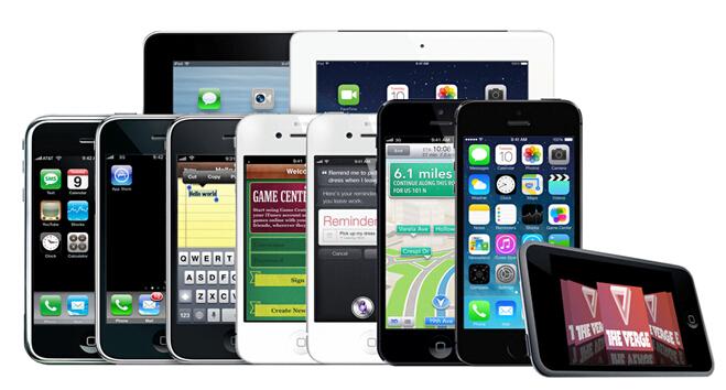 """作为一名""""果粉"""",我丝毫不掩饰自己对苹果设备的喜爱。且不论其他方面,但从对消费电子产品的贡献上说,乔布斯就是一位伟人。我们爱上苹果的产品,实际上是爱上了它优秀的用户体验。以iPhone举例,我们爱上的实际上就是iOS。我一直认为,苹果始终是一家软件公司,他们卖的是软件产品。他们所设计和生产的硬件,其实可以视为是苹果软件的""""包装""""。只不过这个包装做的同样精致,使得我们经常会忽略我们所购买的,其实是软件。 2007年1月9日,乔布斯召开了一次新产品发布会,这次"""