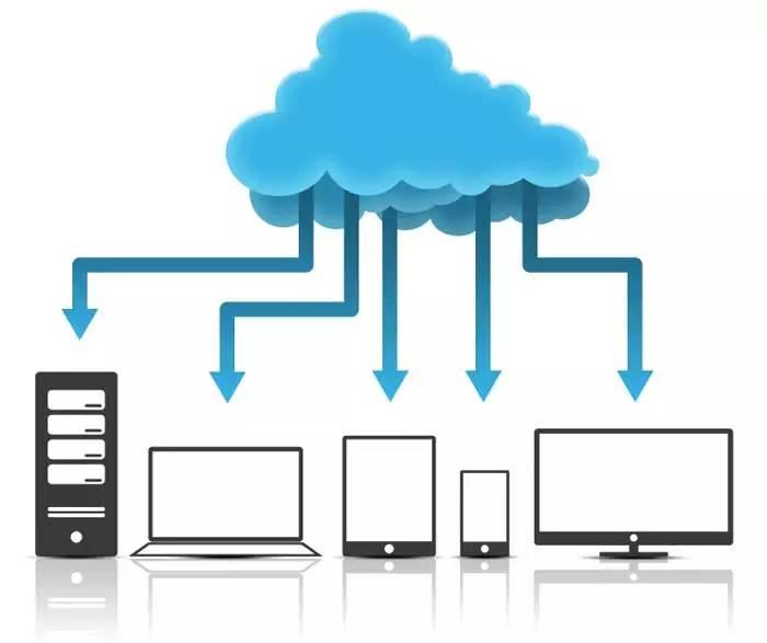 而云服务在未来将成为很多线上服务的基础