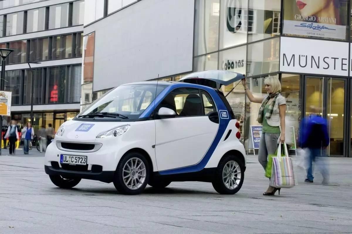 共享汽车:绿色概念包装的资本游戏!