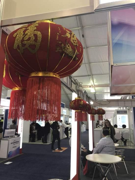 CES一展馆俨然深圳企业一条街:要数量更要分量