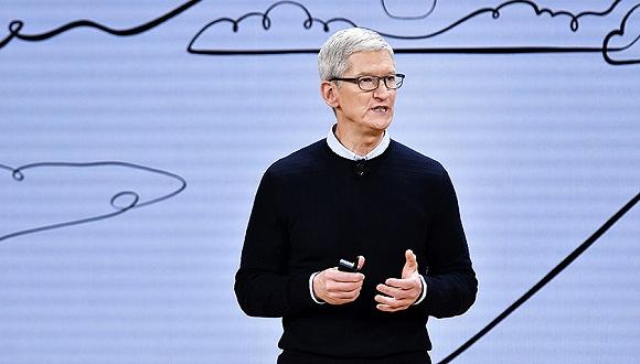 被特朗普盯上、芯片制造商集体看衰,苹果遭遇利空密集打击