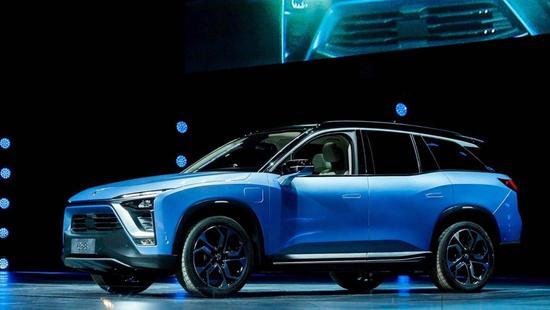 蔚来赴美IPO:成立4年融资30亿美元 量产车尚未交车